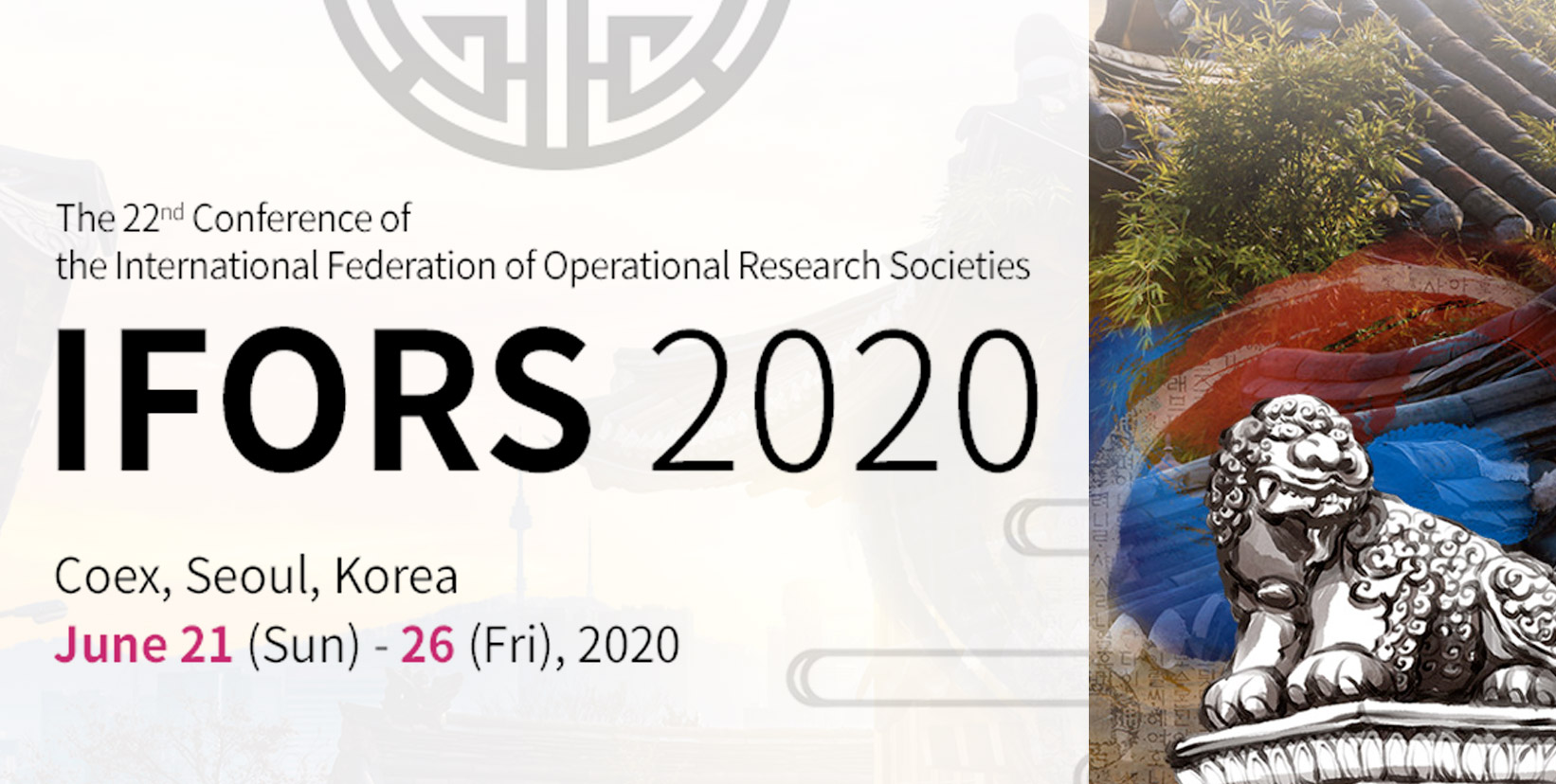 IFORS, Operations Research, Operational Research, Management Science